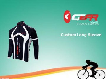 Custom Long Sleeve | Cycling Jerseys