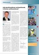 BREMER SPORT Magazin | Juni 2018 - Page 3