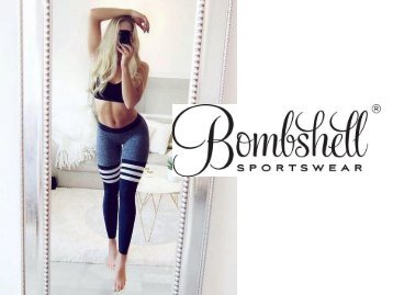 Bombshell's Yoga Leggings for Women