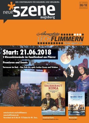 Neue Szene Augsburg 2018-06