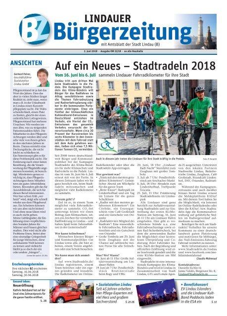 02.06.2018 Lindauer Bürgerzeitung