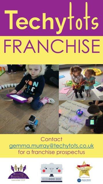 Franchise flyer 2.0