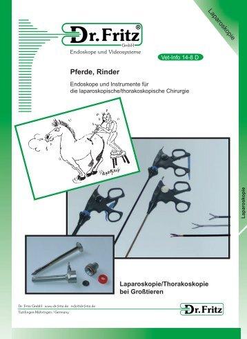 Pferde, Rinder - Dr. Fritz