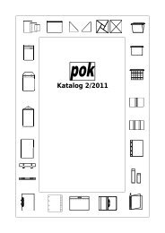 Katalog 2/2011 - pok Büroartikel GmbH