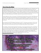 The TIE Newsletter June 2018 - First Baptist Church - Winchester, VA - Page 5