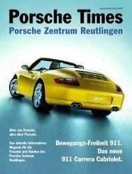 Ausgabe Mrz/Apr 2005 - Porsche Zentrum Olympiapark