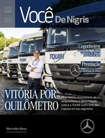 Revista Você De Nigris 15
