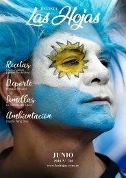 Revista Las Hojas | Edición Junio 2018