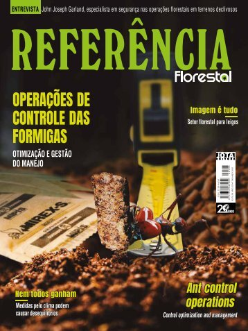 *Maio/2018 - Referência Florestal 196