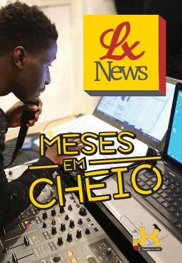 Lx News - Meses em Cheio