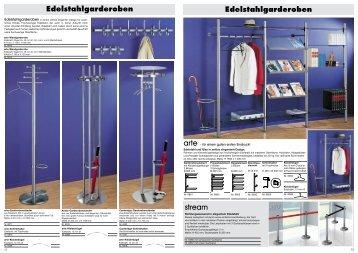 Design-Garderoben - BEON Store