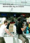 Ab sofort mit Rig Movietube CR oder RED Clutch. - Kameraverleih ... - Seite 3