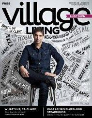 Village Living Magazine <MIDTOWN>