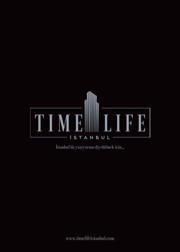 TIME LIFE ISTANBUL PROJESİ - E-KATALOG