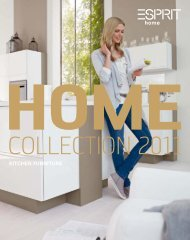 Esprit home kitchen furniture Katalog - Das Kuechen Paradies