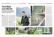 Reportage - bina.ch > Bischofszell Nahrungsmittel