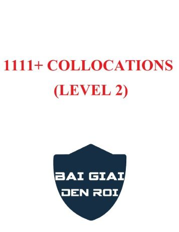[baigiaidenroi.com]-1111+-Collocations-level-2