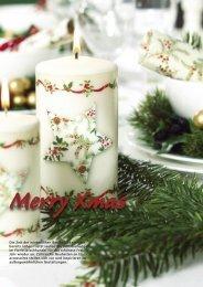 Merry Xmas - Halbach® Seidenbänder