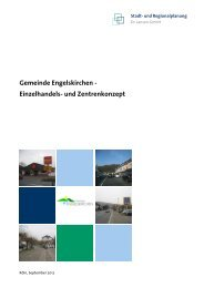 Gemeinde Engelskirchen - Einzelhandels- und Zentrenkonzept