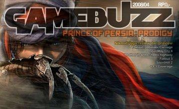 pRINCE OF PERSIA : PRODIGY - Game Xeon
