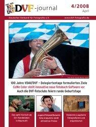-journal - Deutscher Verband für Fotografie