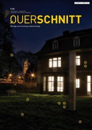 Querschnitt 21 / Februar 2007 - h_da: Hochschule Darmstadt