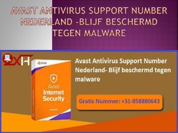Avast Antivirus Support Number Australia-Stay Protected From the Malware