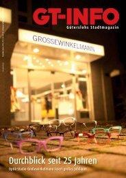 Stadtmagazin PDF - GT-Info