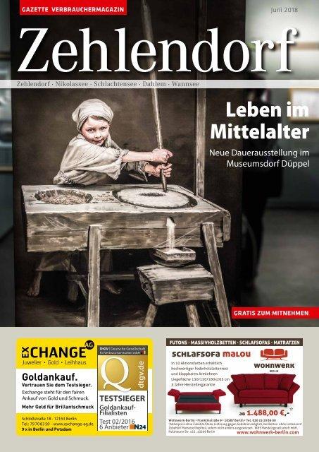 Gazette Zehlendorf Juni 2018