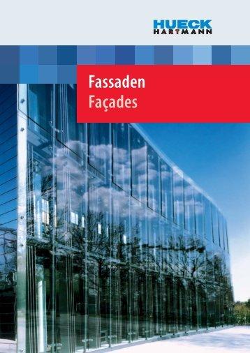 (SG) Structural glazing façades - HUECK + RICHTER Aluminium ...