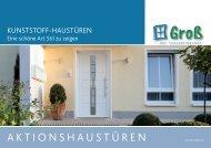 Highlight MODERNE - Groß GmbH ...der Fenstermacher