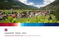 Längenfeld Huben Gries - Sölden