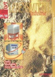 Lebensmittelindustrie 09/2003 (D) - Vivotec