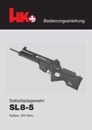 Sicherheitshinweise - Waffen Braun