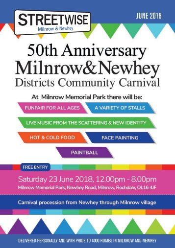 Milnrow & Newhey June 2018