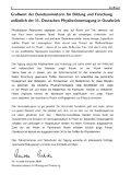 11. DEUTSCHE PHYSIKERINNEN - Physikerinnentagung - Seite 4