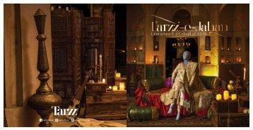 Tarzz-e-Jahan Eid Catalog 2018 complete