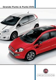 Grande Punto & Punto EVO - Fiat Car Configurator