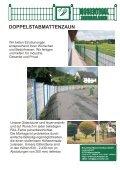 schmuckzaun - bei Rosenthal Zaunanlagen - Seite 2
