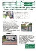 schmuckzaun - bei Rosenthal Zaunanlagen - Seite 7