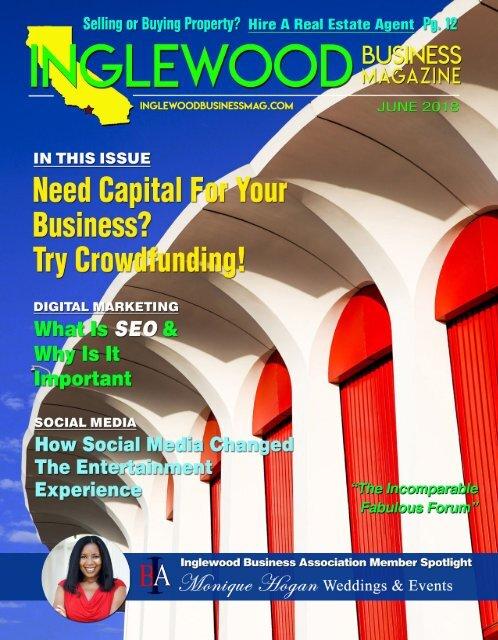 Inglewood Business Magazine June 2018