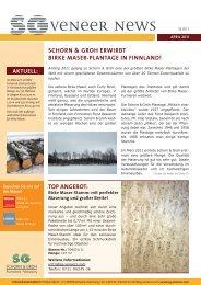 ScHorn & GroH erwirbt birke MaSer-PlantaGe in Finnland! toP ...