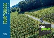 bikeimpuls Tour de Suisse  E-Bike Katalog 2018