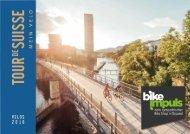 bikeimpuls Tour de Suisse Katalog 2018