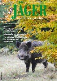 Landesverband - Jäger in Schleswig-Holstein