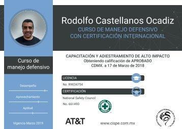Certificado 661490