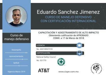 Certificado 521770