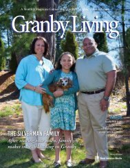 Granby Living June 2018 issue