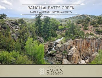 Ranch at Bates Creek Offering Brochure 5-30-18