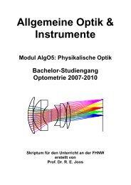 Allgemeine Optik & Instrumente - Nouri Index